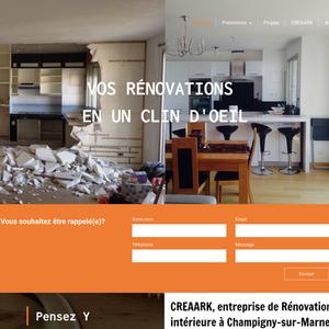 entreprise rénovation intérieure L'Île-Saint-Denis