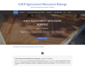 A.M.R Agencement Menuiserie Roberge Mutrécy, menuiserie générale, ebenisterie, menuiserie extérieure, menuiserie intérieure